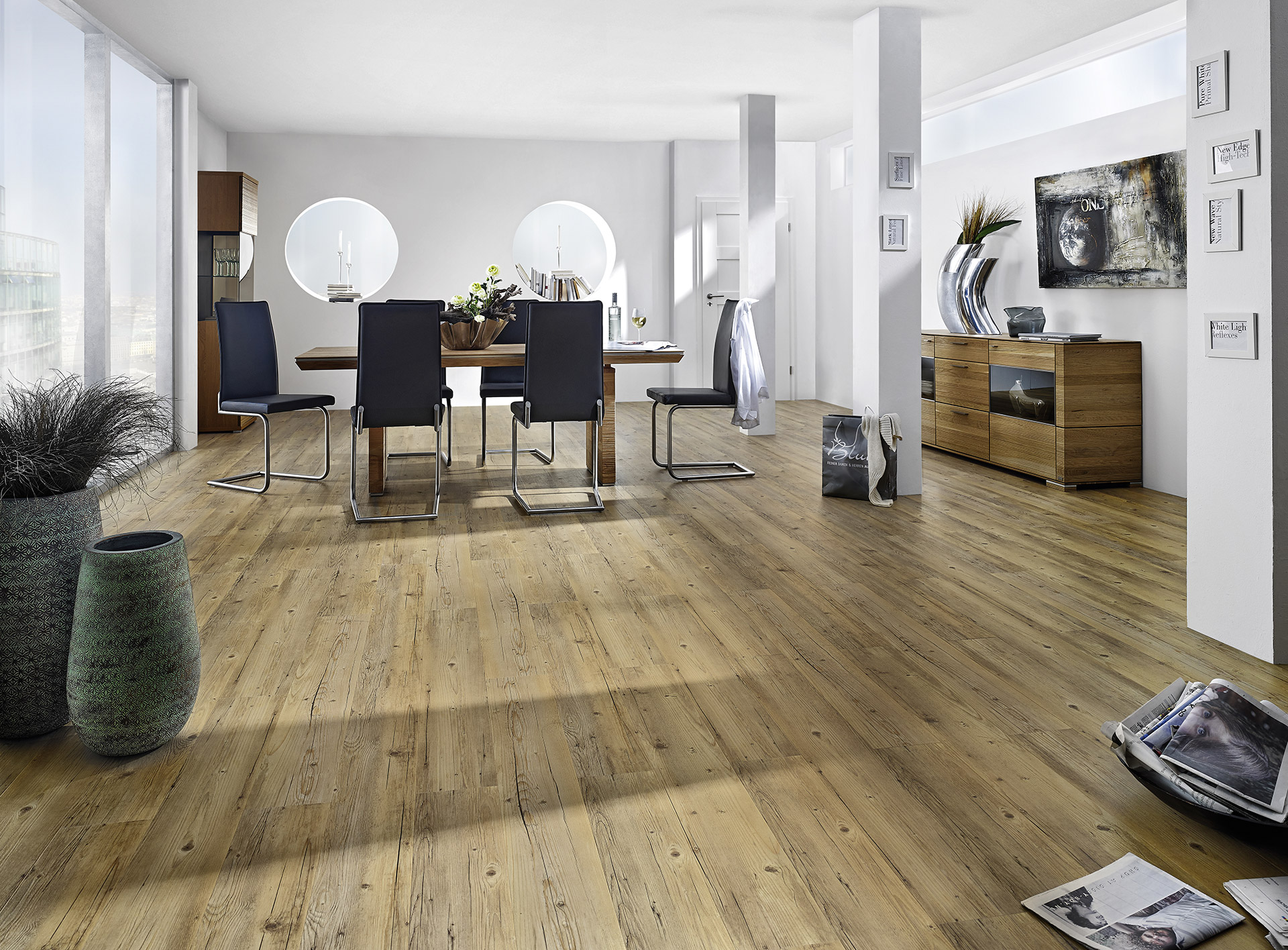 société revêtements de sol, parquet stratifié, Soldirect, Lausanne